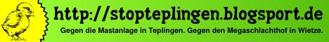 Stoppt die Mastanlage in Teplingen